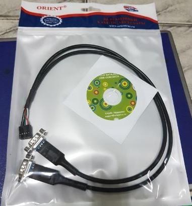 драйвер для контроллер orient 1s-1b скачать
