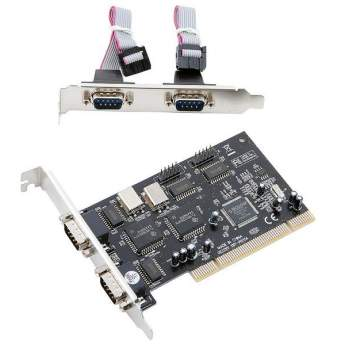 Контроллер ORIENT PCI XWT-PS054 PCI Serial 4 port oem